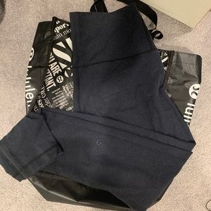 High waisted lulu lemon leggings